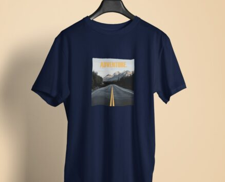 Muški T-shirt Adventure