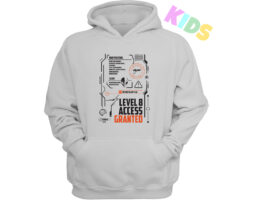 Hoodie Promoprint Level 8 Kids