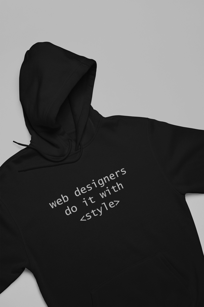 Hoodie Do It With Style