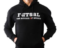 Hoodie WearFutsal Bitcoin Of Sports