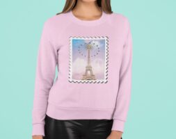 Sweatshirt Outtabox Paris Dream